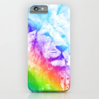 iPhone & iPod Case featuring The King by Msimioni