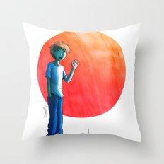 Sayonara Throw Pillow
