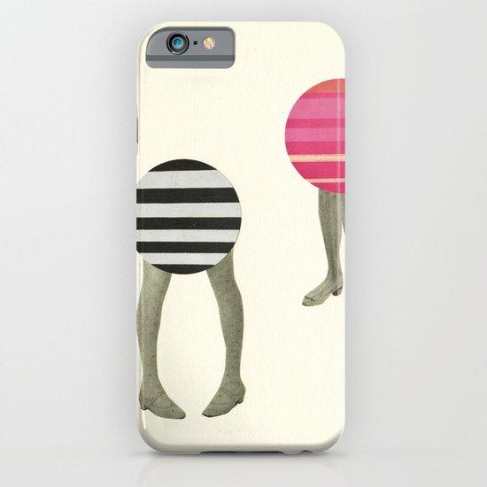 Dancing Feet iPhone & iPod Case
