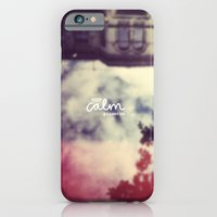 Keep Calm & Carry On iPhone 6 Slim Case