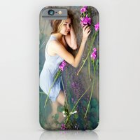 iPhone & iPod Case featuring Ophelia 2 by Kim Bajorek