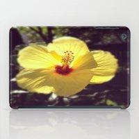 Summertime Flower iPad Case