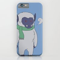 iPhone & iPod Case featuring Yeti Boy by YetiParade