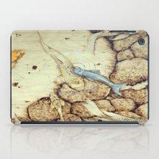 Ode to the Blue Koi iPad Case