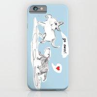 go away iPhone 6 Slim Case