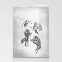 Paper Dance Stationery Cards