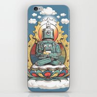 Buddha Bot v6  iPhone & iPod Skin