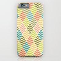 Citronique Series: Forêt Sorbet iPhone 6 Slim Case