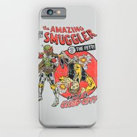 iPhone & iPod Case featuring The Amazing Smuggler by MeleeNinja