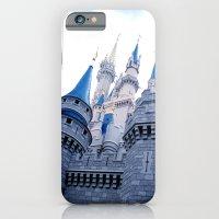 Disney Castle In Color iPhone 6 Slim Case