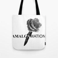Amalgamation #5 Tote Bag