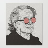 George Miller Canvas Print