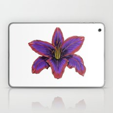 Stylized Lily Laptop & iPad Skin