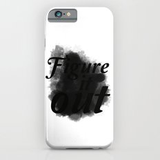 Figure it Out iPhone 6 Slim Case