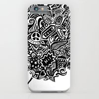 the doodle wand iPhone 6 Slim Case