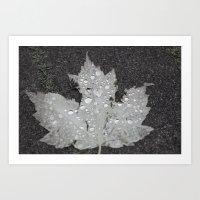 Happy Canada Day Art Print