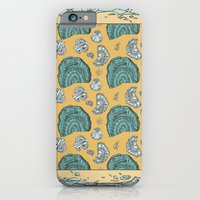 Goethite Geometry iPhone 6 Slim Case