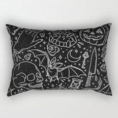 Halloween Horrors Rectangular Pillow