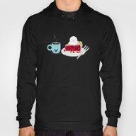 Coffee And Pie Hoody