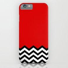 Black Lodge Dreams (Twin Peaks) iPhone 6 Slim Case