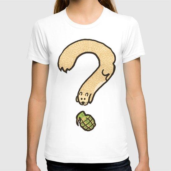 Curiosity: it kills T-shirt