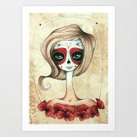 bellarosa Art Print