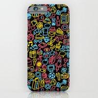 Galore (black Version) iPhone 6 Slim Case