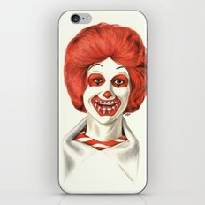 Dia De Los McMuertos iPhone & iPod Skin