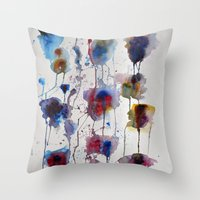 Vessel II Throw Pillow