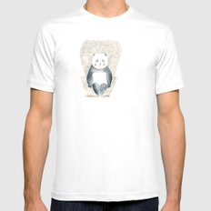 I miss you Mens Fitted Tee White SMALL