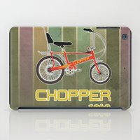 Chopper Bicycle iPad Case