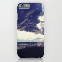 iPhone & iPod Case featuring U.P. Clouds by Greg Koenig