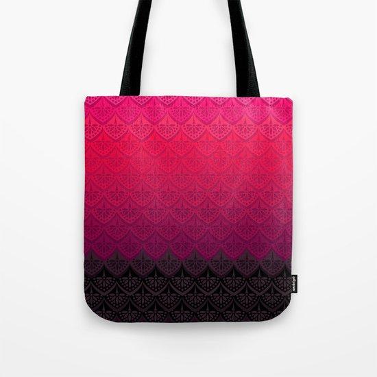 ELENA PATTERN - FLAMENCO VERSION Tote Bag