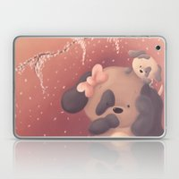 Mothers Day Pups Laptop & iPad Skin