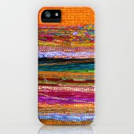 Indian Colors iPhone (5, 5s) Slim Case