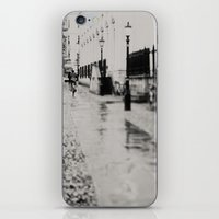 On The Streets Of Cambri… iPhone & iPod Skin
