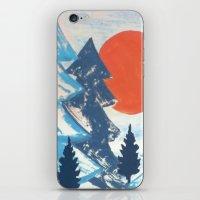 Pine & Sun iPhone & iPod Skin