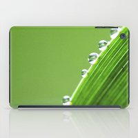 On The Edge Of Green - W… iPad Case
