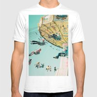 Love A Fair . . . swings Mens Fitted Tee White SMALL