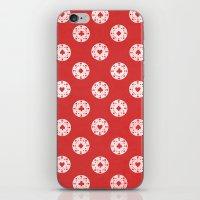 Poker Dots iPhone & iPod Skin