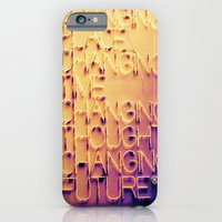 iPhone & iPod Case featuring Changing by CarolineCerussi