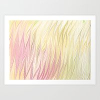 Bright Hues Art Print