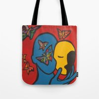 SKIN DEEP  (ORIGINAL SOLD) Tote Bag