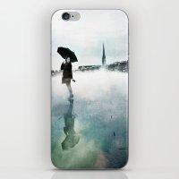 La Danse De La Pluie II iPhone & iPod Skin