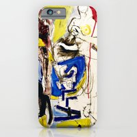 iPhone & iPod Case featuring Stella by Helen Syron
