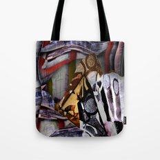 Abstract Fun  Tote Bag