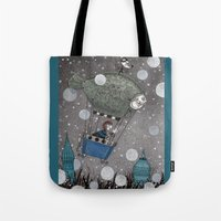 One Thousand and One Star Tote Bag
