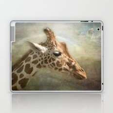 Is it time to leave...? Laptop & iPad Skin