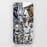 iPhone & iPod Case featuring TORN by Seth Beukes