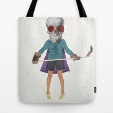 Superhero #9 Tote Bag